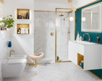 Čistota v kúpeľni je rovnako dôležitá ako jej zariadenie