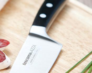 6 rád, ako na starostlivosť okuchynské nože