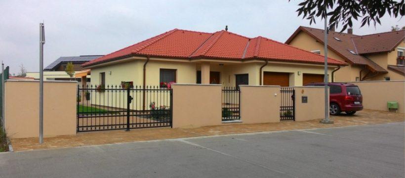 Administratíva spojená svýstavbou domu