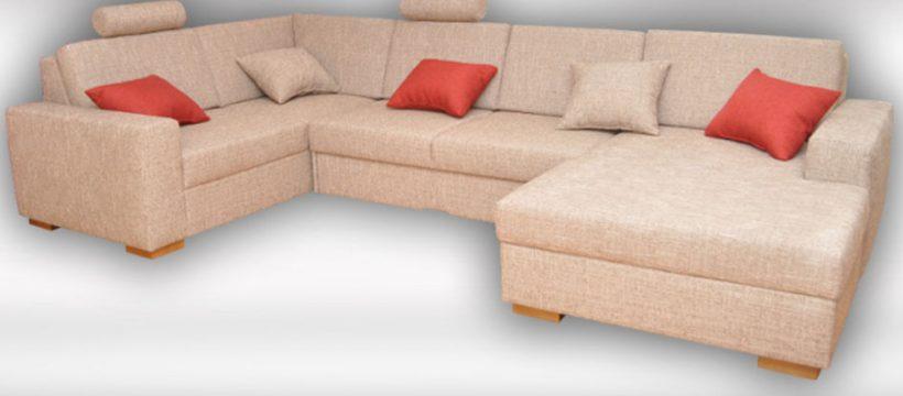 Ako si vybrať pohovku, ktorá vám bude spríjemňovať pobyt v obývacej izbe