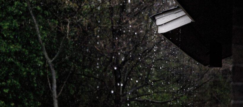 Ideálne riešenie otázky zberu dažďovej vody