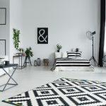Nadčasová čierno-biela kombinácia